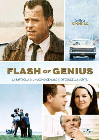 Flash of Genius , Drammatico, Usa