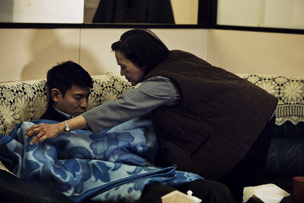 A simple life un film di ann hui con andy lau for Simple living documentary