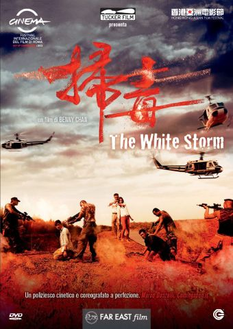 The White Storm, Azione, Hong Kong