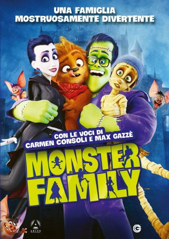 Monster Family , Animazione, Germania