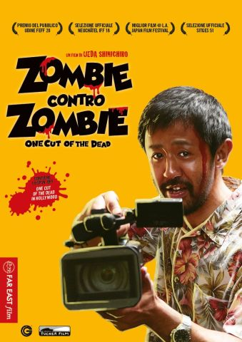 Zombie vs Zombie - One Cut of the Dead , Commedia, Horror, Giappone