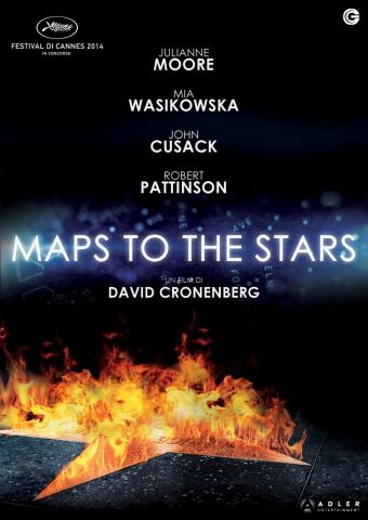 Maps to the Stars, Thriller, Canada