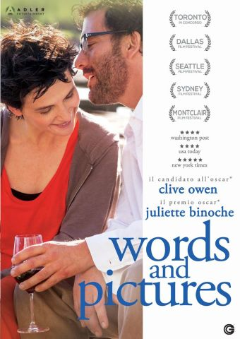 Words And Pictures , Commedia, Romantico, Usa