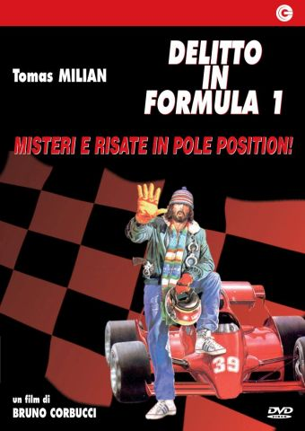 Delitto in formula 1                , Poliziesco, Italia
