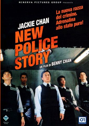New Police Story , Azione, Hong Kong