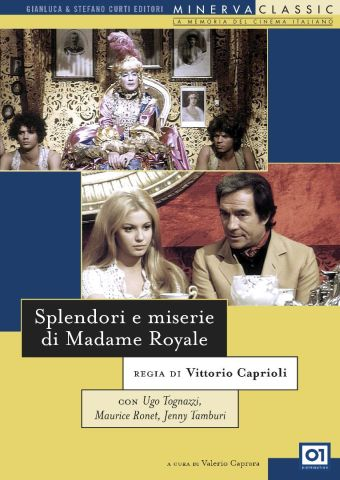 Splendori e miserie di Madame Royale , Commedia, Italia, Francia