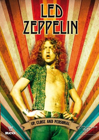 Led Zeppelin: Up, Close and Personal, Musica