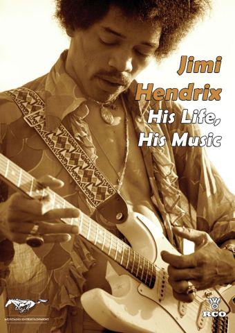 Jimi Hendrix - His life, His Music, Musica, Documentario, Usa