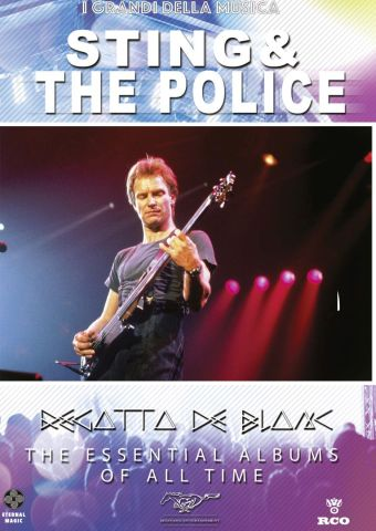 Sting and The Police - Regatta De Blanc, Documentario, Usa