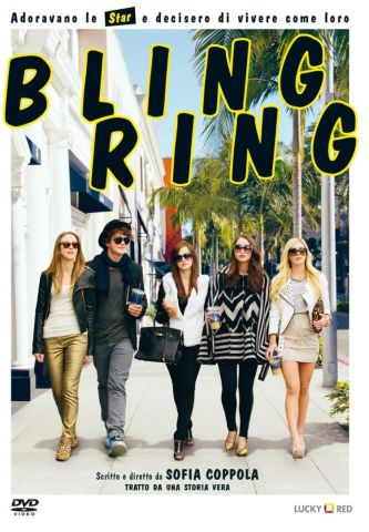 Bling Ring, Commedia, Usa