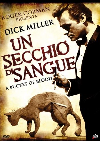 Un secchio di sangue, Horror, Poliziesco, Usa