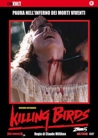 Killing Birds, Horror, Italia
