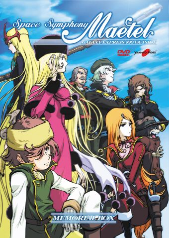 Space Symphony Maetel Legend: Galaxy Express 999 Outside, Animazione, Giappone