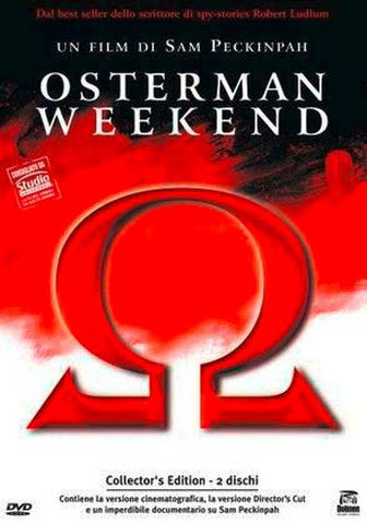 The Osterman Weekend, Thriller, Usa