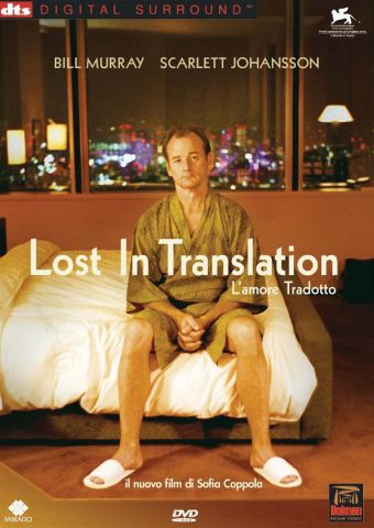 Lost in translation, Commedia, Usa, Giappone